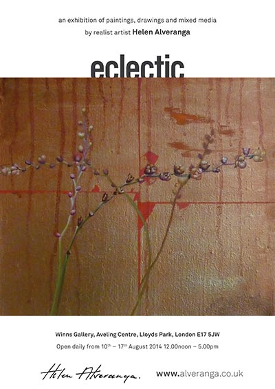 Eclectic – Solo Exhibition